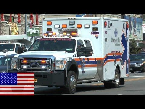 [NEW YORK CITY] EMS 3800 Maimonides Medical Center (Coney Island)