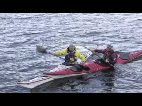 3 Fast Sea Kayak Emergency Repairs
