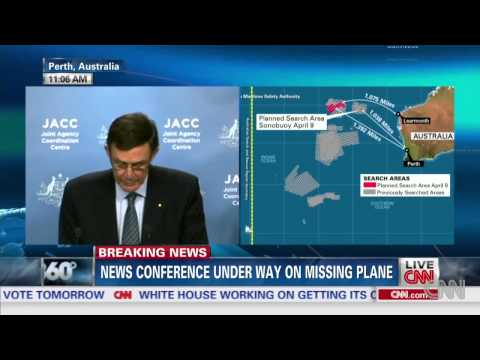 Update on mh370  Australian official says Ocean Shield has reacquired signals consistent with bla