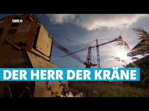Der Herr der Kräne - Wie die Firma Wilbert die Insolvenz überlebte | made in Südwest | SWR Fernsehen