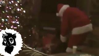 5 Дедов Морозов Снятых На Камеру Ч2 [Черный Кот]
