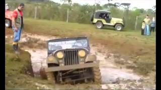 funny off road accident at 4x4 extreme