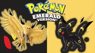 Pokemon Emerald Link 3rd Gen RSE Pokemon WiFi Battle - Cursed By The God of Lightning  Pokemon Emerald Link WiFi Battle (OU)