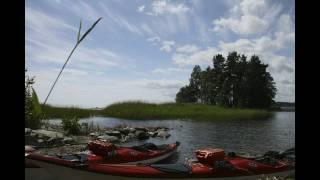 Glaskogen / Värmland / Dalsland per Kajak