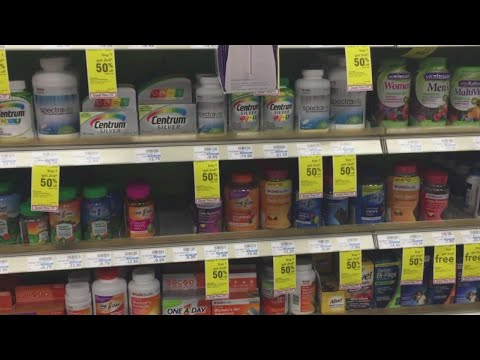 Pediatricians: Your child may not need the multi-vitamin