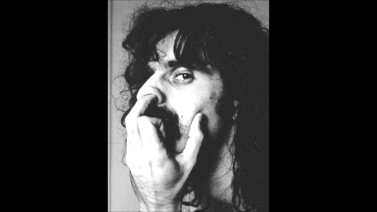 Frank zappa nose