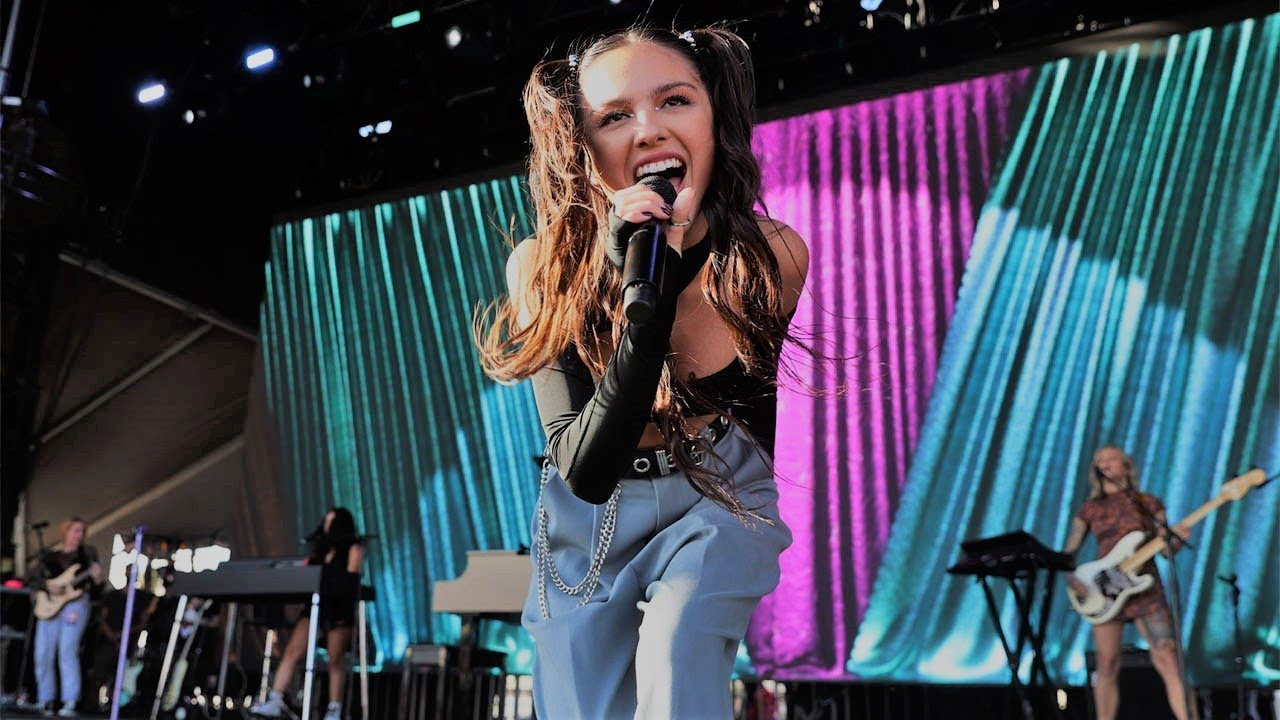 Download Olivia Rodrigo - 'brutal' live at iHeartRadio