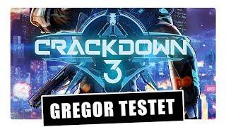 Gregor testet die Crackdown 3 Kampagne (Review / Test)