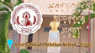 Senior High School in International Christian Scho