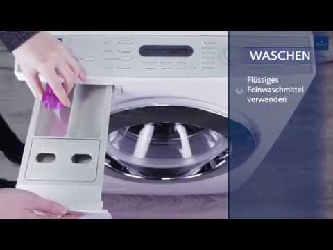 waschanleitung faserdecke richtig waschen und trocknen. Black Bedroom Furniture Sets. Home Design Ideas