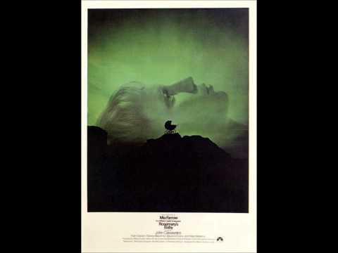 Krzysztof Komeda - Lullaby - (Rosemary's Baby - 1968) poster