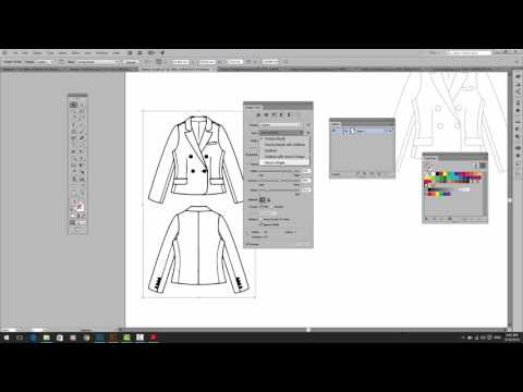 How Fashion and Accessories designers use Adobe Illustrator