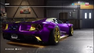 |Need For Speed Payback|My New Joker Car And My Garage|
