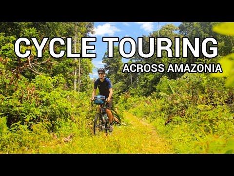 Cocaine in Coca, Ecuador? - Cycle Touring Across Amazonia - EP. #160