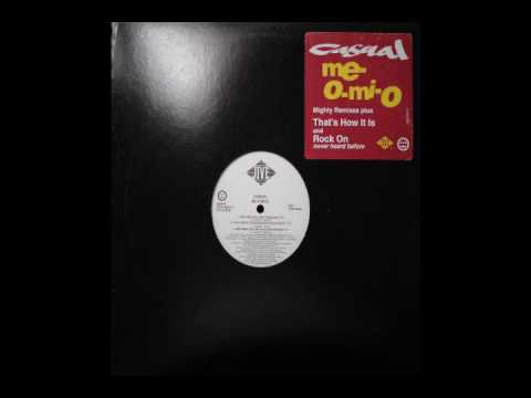 Casual - Me-O-Mi-O (It's A Me Thang-clean) Vinyl