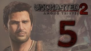 Uncharted 2: El reino de los ladrones | Let's Play en Español | Capitulo 5