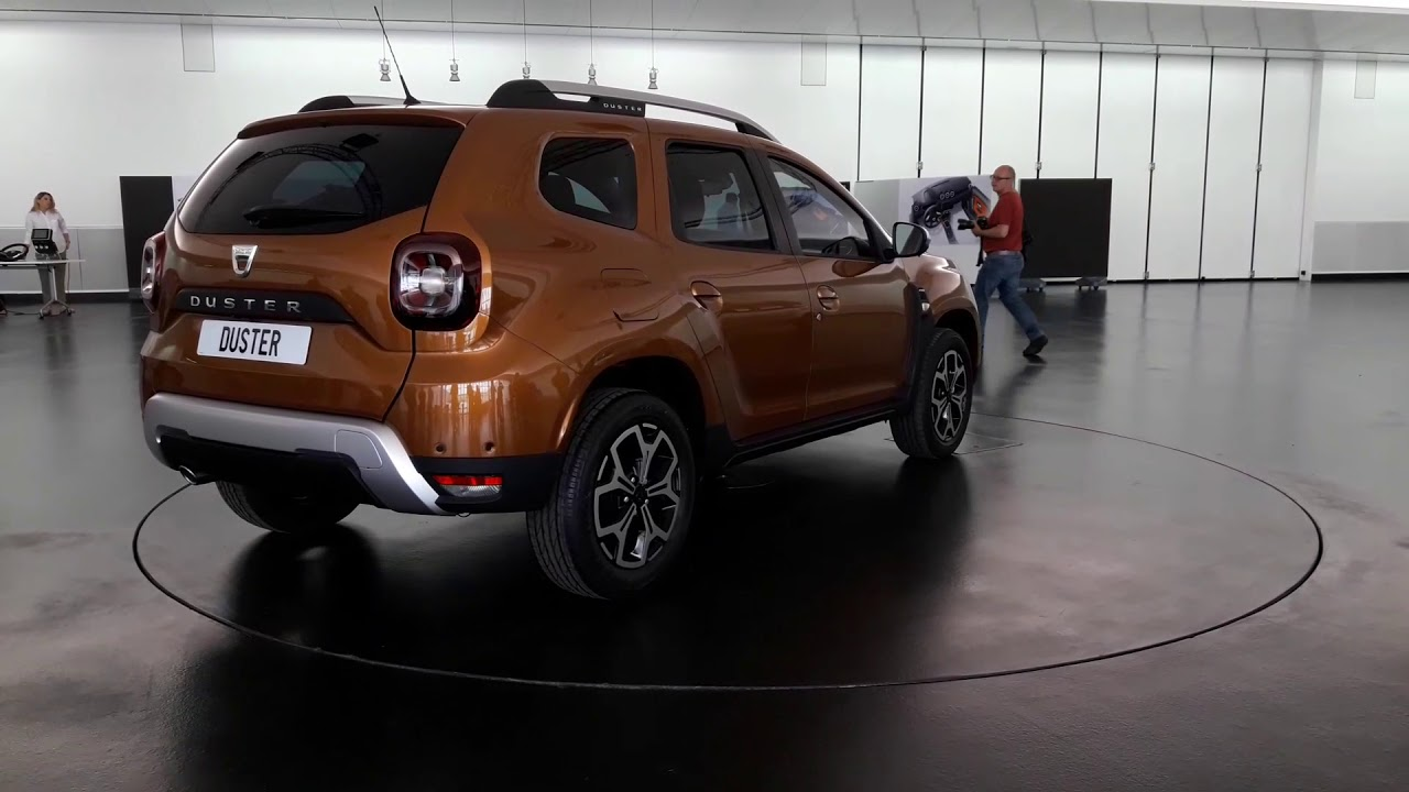 dacia duster ii 360 view youtube. Black Bedroom Furniture Sets. Home Design Ideas