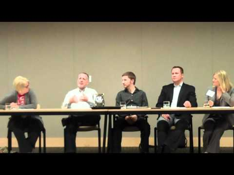 Interactive Media Industry Cluster Tour Panel Discussion, Part 1