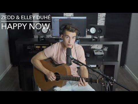 Zedd & Elley Duhé - Happy Now (Josh Bogert Cover)