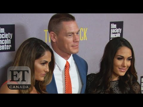 Brie Bella Talks Nikki Bella, John Cena Breakup