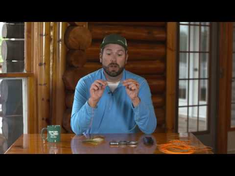 ORVIS - Fly Fishing Knots - Slim Beauty Knot