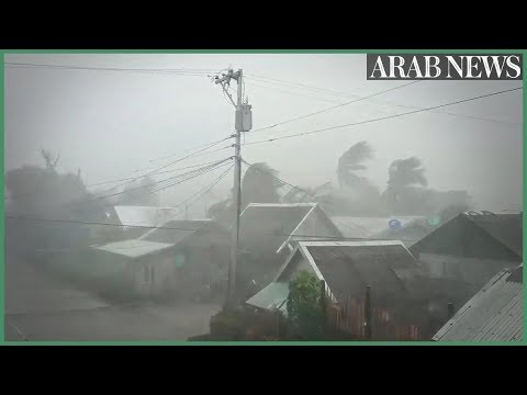 Typhoon Kammuri churns towards Philippines