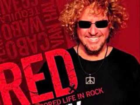 Sammy Hagar - Red
