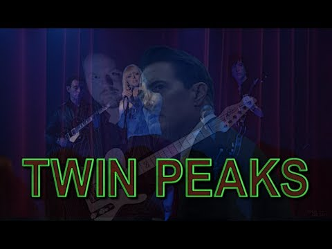 Shadow - cover of Chromatics from Twin Peaks Season 3