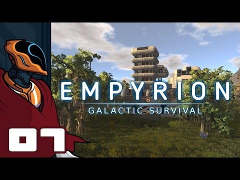 Let's Play Empyrion: Galactic Survival - Gameplay Part 7 - Gotta Go To Spaaaaaace!