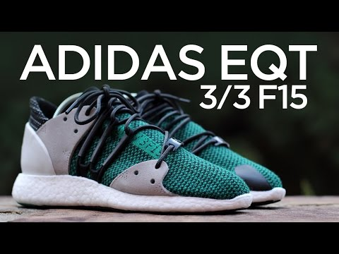 newest 57cde ffb4b Closer Look: adidas EQT 3/3 F15 - OG