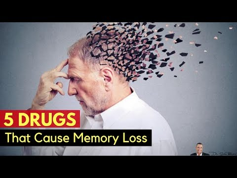 🧠 5 Popular Drugs That Cause Memory Loss & May Lead To Alzheimer's - by Dr Sam Robbins Mp3