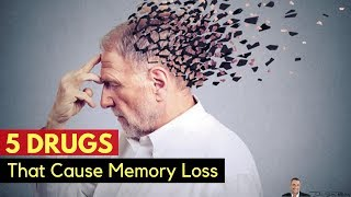 Gambar cover 🧠 5 Popular Drugs That Cause Memory Loss & May Lead To Alzheimer's - by Dr Sam Robbins
