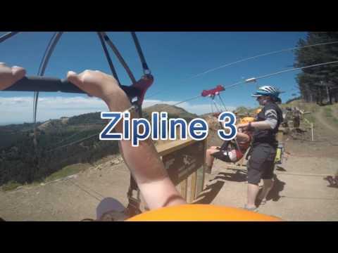 Christchurch Adventure Park Zipline