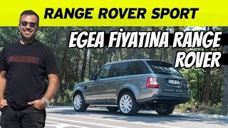2009 Range Rover Sport review test