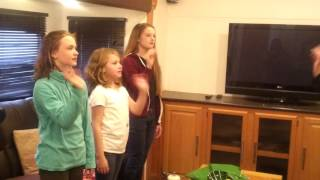 20141026 Katya's dialect coaching for movie Genius with Lorna and Mackena