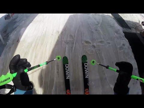 GoPro Line of the Winter: Lesueur Arnaud - France 4.13.15 - Snow