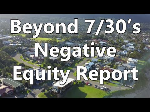 Beyond 7/30's Negitive Equity Report