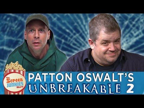 Dream Sequels: Patton Oswalt's Unbreakable 2