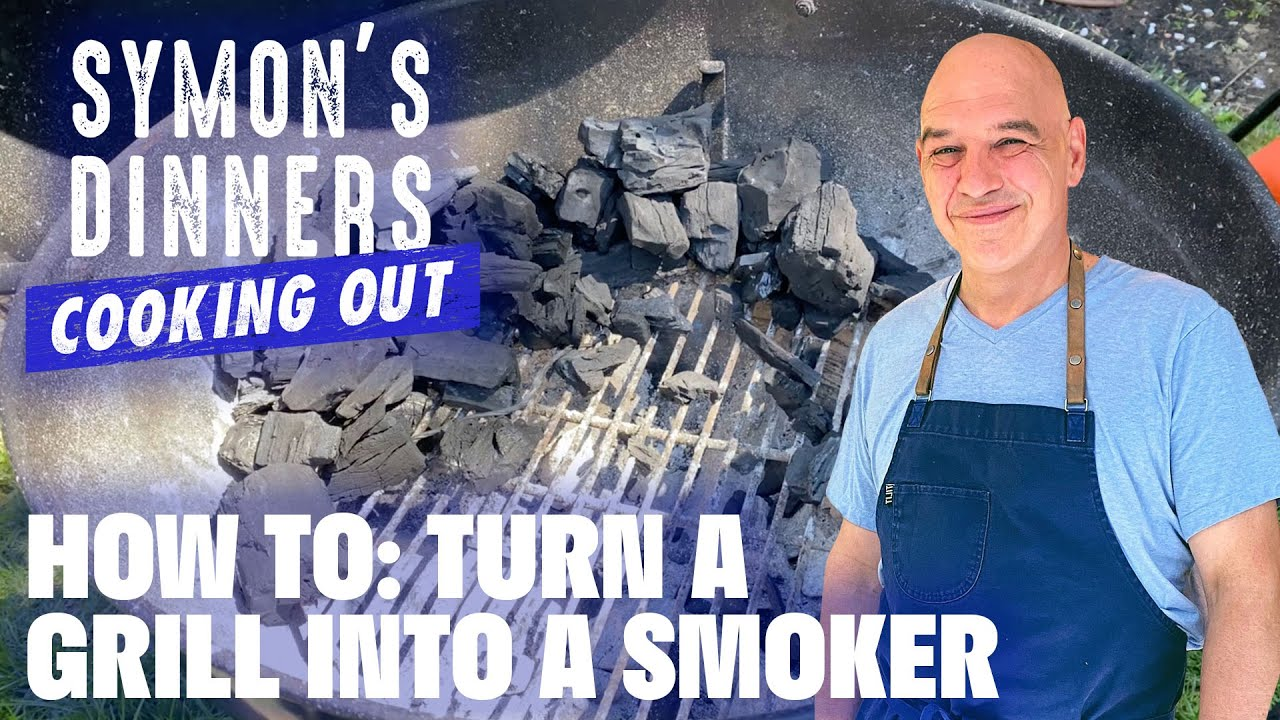 How to Turn Your Grill Into a Smoker with Michael Symon | Food Network