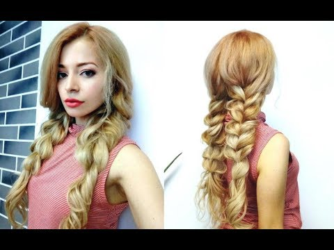 super easy hairstyle cute