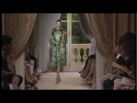 Giambattista Valli × Haute Couture Fall/Winter 2012/2013 Full Fashion Show