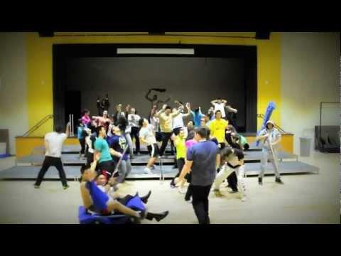 Harlem Shake (Show Choir edition)