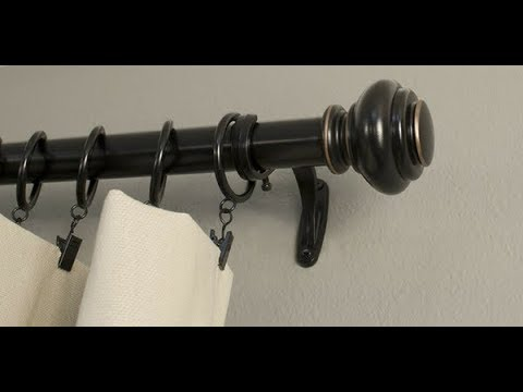 Top 10 Best Curtain Rods in 2018 Reviews