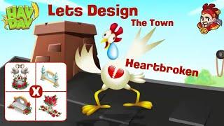 Hay Day - Lets Design the Town, Heartbroken