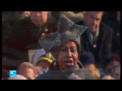 من هي الفنانة أريثا فرانكلين التي كرمها ترامب وأوباما وملايين الأمريكيين؟  - 14:23-2018 / 8 / 17