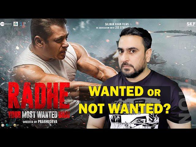 Radhe: Your Most Wanted Bhai | Salman Khan | Radhe Trailer | Pakistani Reaction | IAmFawad