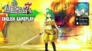 Aurora 7 (English) - RPG Gameplay (Android/IOS)