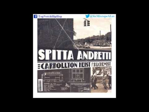 Curren$y - Fat Albert (Ft. Lil Wayne) {Prod. Alchemist} [Carrollton Heist]