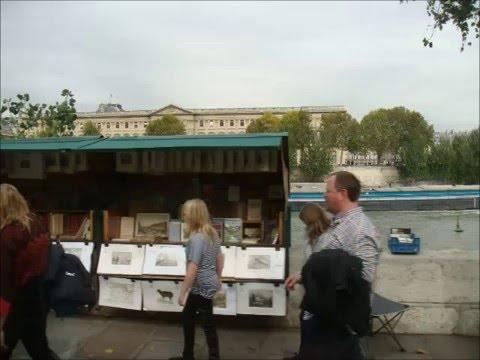 BAJO EL CIELO DE PARIS PRIMERA PARTE