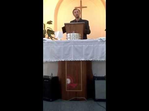 Predica past.  I. De Gasperis